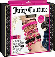 Make It Real Набор для создания браслетов с кристаллами Swarovski, Черный и Розовый