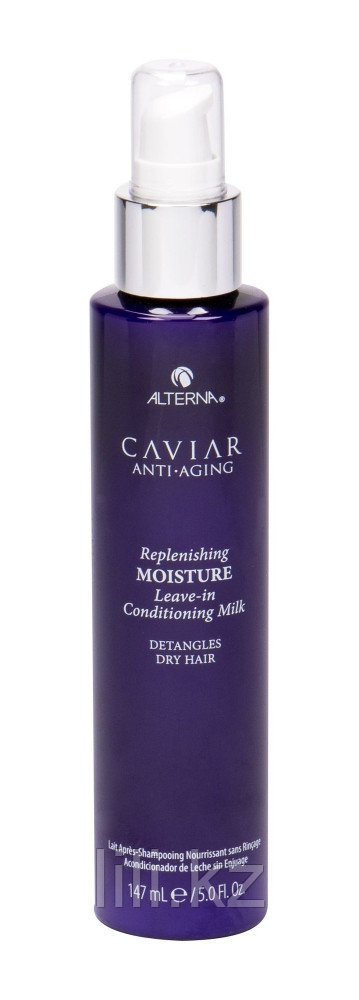 Несмываемый увлажняющий кондиционер-спрей Caviar Anti-aging Moisture Milk Leave-in Conditioner Spray 147 мл.