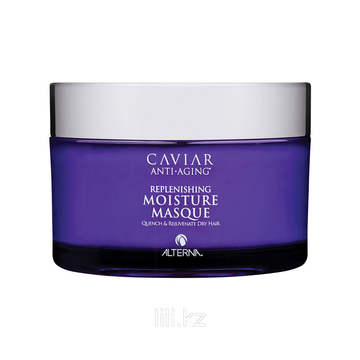 Маска интенсивное восстановление и увлажнение Alterna Caviar Anti-aging Replenishing Moisture Masque161 мл.