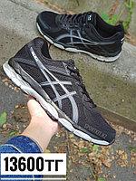Кроссовки Kajila черные с серой подошвой, фото 1