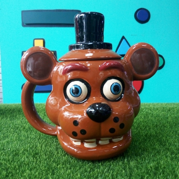 3-D Кружка Five Nights at Freddy's