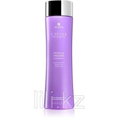 Кондиционер - лифтинг для объёма и уплотнения волос Caviar Anti-aging Multiplying Volume Conditioner 250 мл.