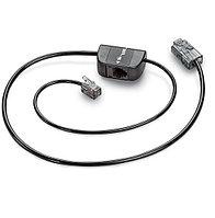 Шнур-переходник Poly Plantronics Telephone Interface Cable, Savi (86009-01)