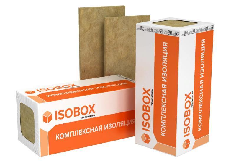 ИЗОБОКС Экстролайт 1200x600x50 мм плотность 30-40, 0,432 м3;  8,64 м 2