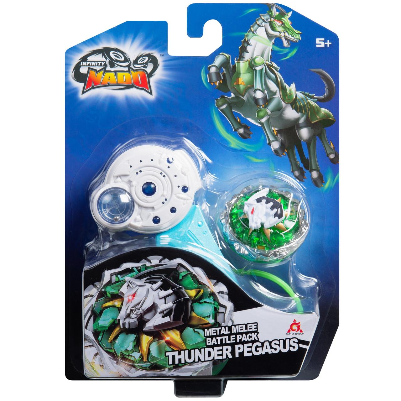 Инфинити Надо Волчок «Классик» Thunder Pegasus, Грозовой Пегас, вынослоивость