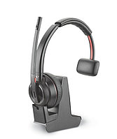 Запасная гарнитура Poly Plantronics Headset & Charging Cradle, W8210 (211423-03)