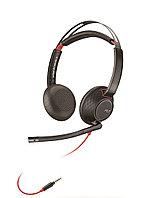 Запасная гарнитура Poly Plantronics Headset Assy, C5220T (211008-02)