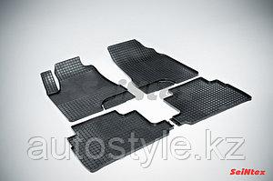 Коврики салона Резиновые  Сетка для Lexus RX 2003-2009