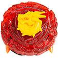 Инфинити Надо Волчок «Компакт» Fiery Dragon, Огненный Дракон, нападение, фото 6