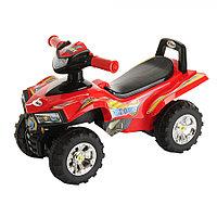 Машинка каталка Pituso Квадроцикл Kрасный, фото 1