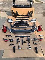 Рестайлинг комплект на Lexus GX 2010-14 в 2018 в стиле Superior