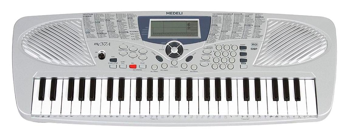 Синтезатор, 49 клавиш, Medeli MC37A