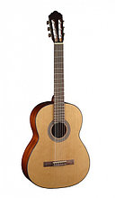 Классическая гитара, массив ели, глянцевая, Cort AC200-NAT Classic Series