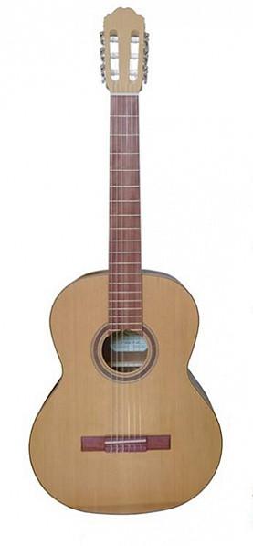 Классическая гитара, кедр, размер 4/4, Kremona S65C-GG Sofia Soloist Series Green Globe