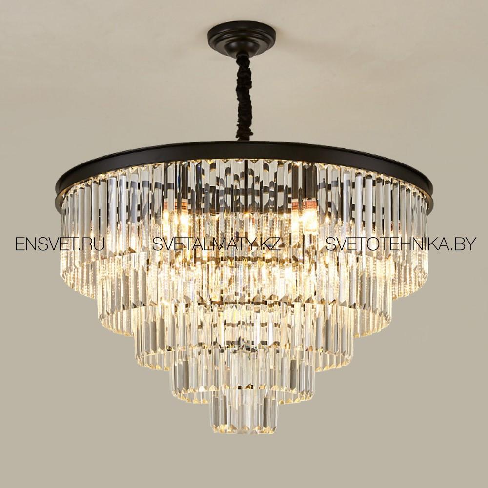 Хрустальная люстра в Американском стиле на 15 ламп