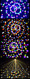 Светодиодный эффект «диско-шар» большой, 9х1Вт, RGBWAYOPG Bi Ray ML001, фото 3