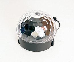 Светодиодный эффект «диско-шар», 6х1Вт, RGBWOP Bi Ray ML002