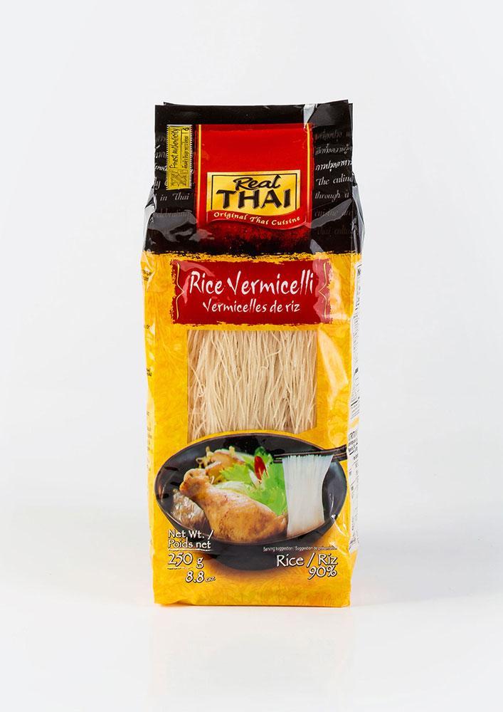 Вермишель рисовая Real Thai ,250 гр