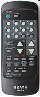 Универсальный пульт ДУ для телевизоров Orion HUAYU RM-007B (2 кода)