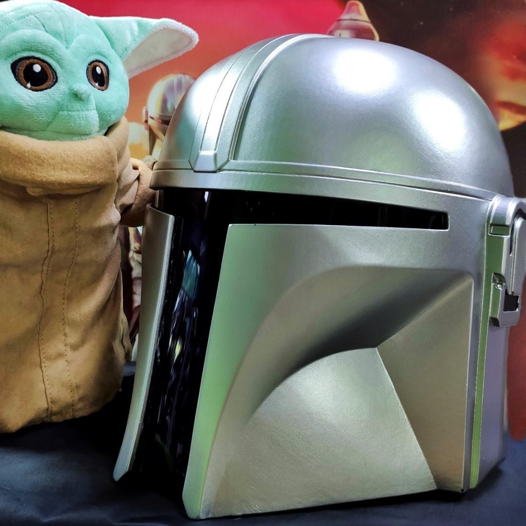Шлем Мандалорца Звездные войны