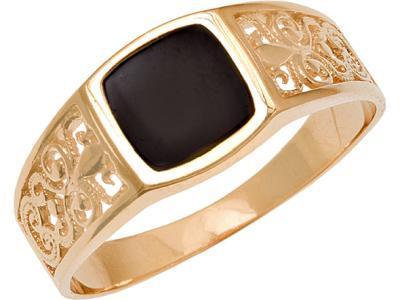 Золотое кольцо Атолл 4161э_215