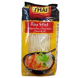 Лапша рисовая Real Thai ,250 гр   5 мм