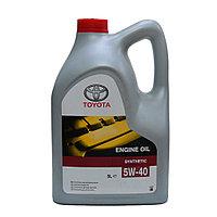 Моторное масло TOYOTA 5w40 5L (Италия)