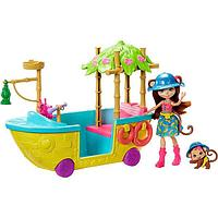 Энчантималс Джунгли-лодка Mattel Enchantimals GFN58