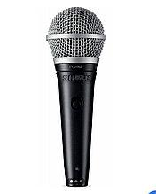 Шнуровой микрофон Shure PGA48-XLR-E