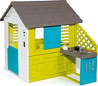 Игровой домик с кухней от Smoby