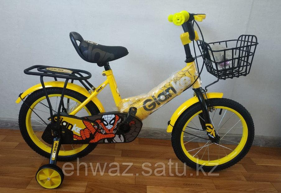 """Детский велосипед Gianke 16"""" от 5-8 лет"""