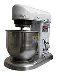 Профессиональная тестомесильная машина Gastrorag QF-5W, 5л, фото 3