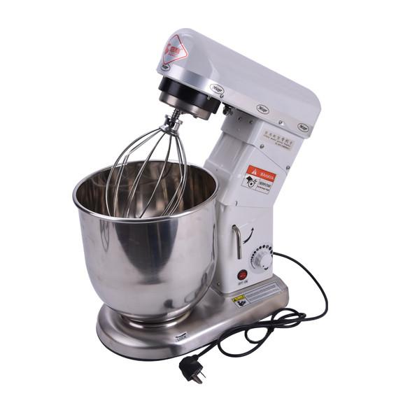 Профессиональная тестомесильная машина Gastrorag QF-5W, 5л