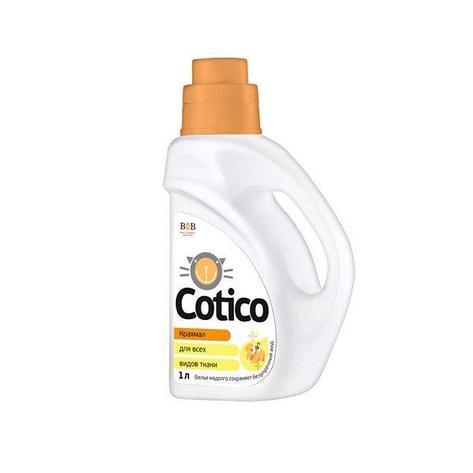 """Средство для подкрахмаливания и ароматизации белья, 1 л., """"Cotico"""", фото 2"""