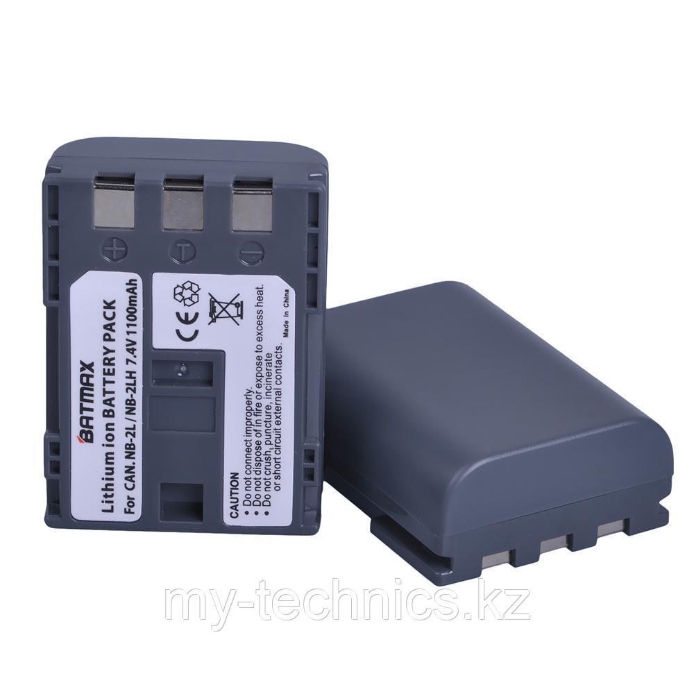 Аккумулятор Batmax NB-2LH  для Canon