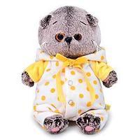 Мягкая игрушка 'Басик Baby в комбинезончике', 20 см