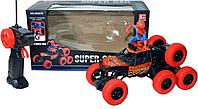 ZR2076 Вездеход Спайдермен SUPER CAR  6 колес на р/у,аккумулятор 24*18см, фото 1
