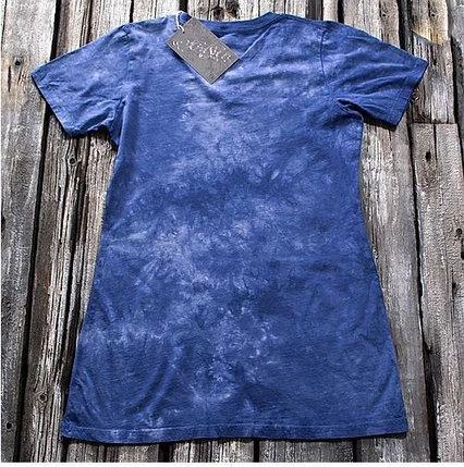 """""""Полярная сова"""" Женская футболка варенка с 3D принтом, фото 2"""