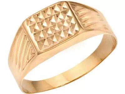 Золотое кольцо Атолл 4151А-4_19