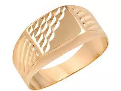 Золотое кольцо Атолл 4151А-3_20