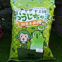 """Принц Ча-Ча"" Дайфуку-М ""Юки"" с зеленым чаем Матча"
