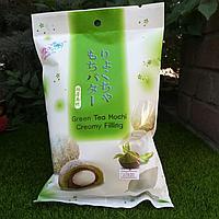 """Дайфуку-М-""""Юки"""" Зеленый чай с кремом"""