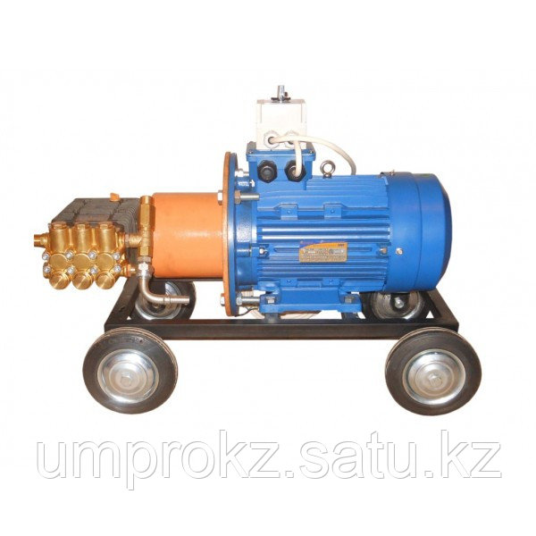 Аппарат высокого давления аква-2 by-pass (помпа bertolini)