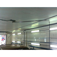 Консоль потолочная 360 градусов 1700 мм. Нержавейка, фото 4