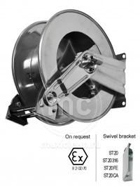 Барабан для шланга AV 825 с инерционным механизмом