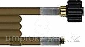 20m (DN04 износостойкий) Шланг для прочистки труб и промывки канализации