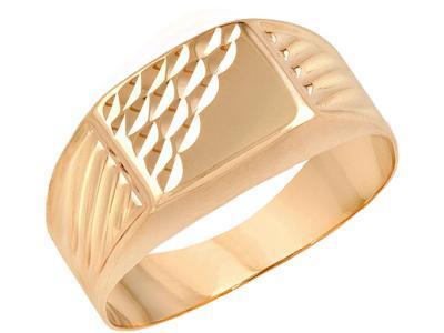 Золотое кольцо Атолл 4151А-3_185