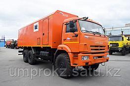 Передвижная маслостанция Камаз 43118-3027-50 (001)