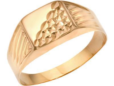 Золотое кольцо Атолл 4151А-1_205