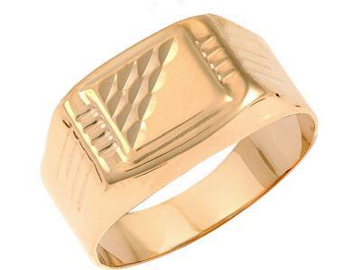 Золотое кольцо Атолл 4150А-2_215
